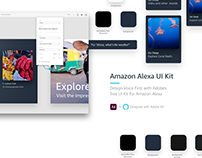 Voice UI Kit for Adobe XD