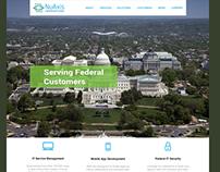 NuAxis official Site for Desktop