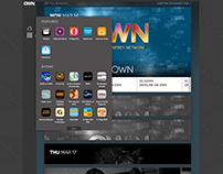 Web design, some screenshots