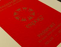 Passeport - Expo'67