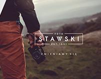 Foto-Stawski | Rebranding, Print, Visuals