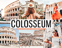 Free Colosseum Mobile & Desktop Lightroom Presets