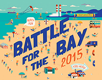 Pure Magic: Battle for the Bay 2015