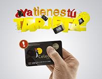 Rompe tráfico tarjeta | Celeus group
