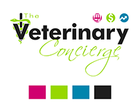 BRANDING - The Veterinary Concierge