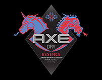 Axe Labels