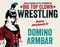 Big Top Clown Wrestling