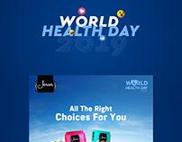 World Health Day I Social Media Creative
