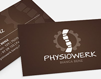 Corporate Design for physical therapy practice