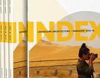 USC School of Architecture INDEX Publication