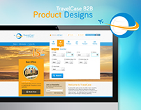 TravelCase Application