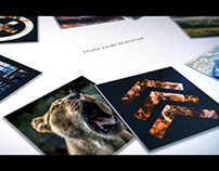 Photo cards Slideshow