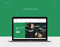 Franko online store.