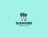Diamond Dental Lab   Branding