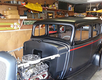 34 Chevy Street Rod