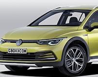 2020 Volkswagen Golf Alltrack