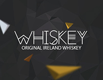 Etykieta Whiskey - Whiskey Label