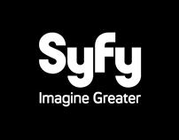 Syfy YCN Awards Project