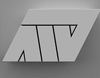 Simple modern logo design