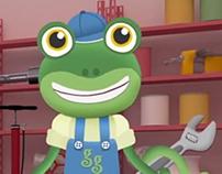 Gecko's Garage Series