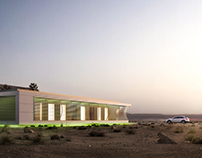 Isotope Factory, Saudi Arabia