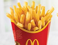 McDonalds print