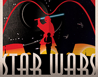 Star Wars Deco Art
