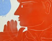 Надглазурная роспись|Hand-painted