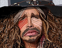 Steven Tyler for Nash Country Weekly 2016