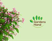 Gardens Hand Branding