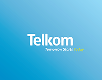 Telkom Promo Video Motion Work