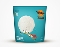 Packaging Design - Idli Batter - Rishta
