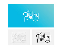 Thai Pantry Graphic Design Project