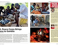 Peace Corps The Gambia