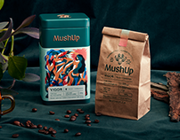 MushUp - Branding & Packaging