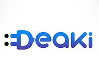 Deaki logo