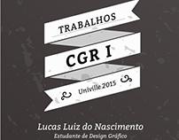 Portfólio CGRI - Univille 2015