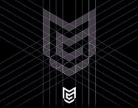 Mert Gündoğdu MG Branding Identity