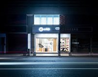 Commercial Interior Design | JC Tech. flagship store