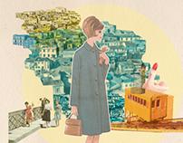 Valparaíso | Poster Illustration