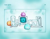 Логическая игра Biocell