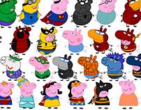 Peppa pigs project