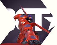 Big Hero 6/BET