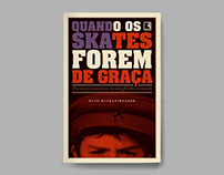 Book cover – When skateboards will be free
