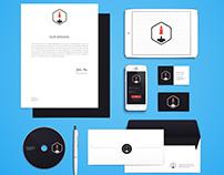 Brand Identity - LaunchPads.