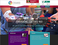 Responsive Web: Medical Centers of the Americas