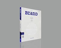 "BranD Magazine ""MinimalISM"" Issue"