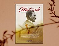 Atatürk Oratorio Poster Design