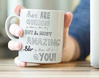 Shiv Illustration / Coffee mug