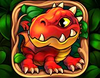 Monstergotchi Icon.